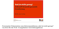 """Mustervortrag mit Handzetteln """"Satt ist nicht genug!"""" (PDF-Datei)"""