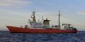 Rettungsschiff MS Aquarius