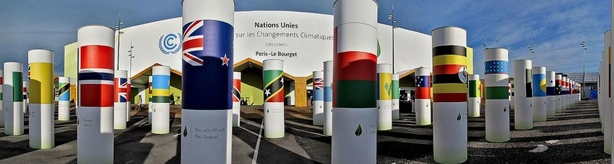 Titelbild der Bewertungsunterlage zum Pariser Klimaabkommen