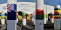 Säulen der Klimakonferenz